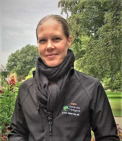 Trädgårdstips från Karin Bengtsson Diplomerad Trädgårdsarkitekt.